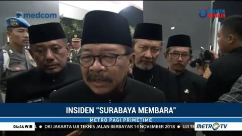 Pemprov Jatim Tanggung Biaya Korban Insiden Surabaya Membara
