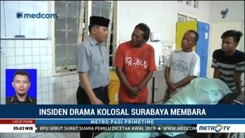 Jenazah Korban Insiden Surabaya Membara Diserahkan ke Keluarga