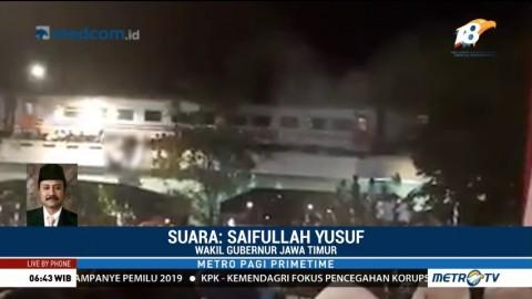 Gus Ipul: Insiden Surabaya Membara Karena Keteledoran