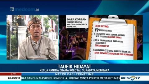 Insiden Surabaya Membara di Luar Antisipasi Panitia