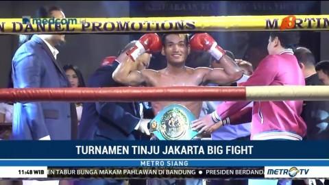 Rivo Kundimang Sabet Gelar WBC Asia Youth