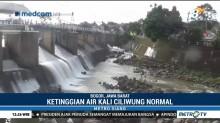 Bogor Sering Hujan, Ketinggian Permukaan Air Ciliwung Masih Normal