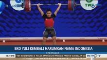 Eko Yuli Kembali Harumkan Nama Indonesia