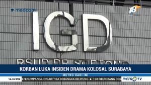 Tiga Korban Insiden Drama Surabaya Membara Jalani Operasi