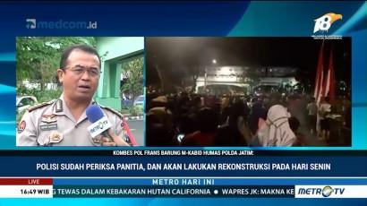 Polisi Periksa 4 Saksi Insiden Drama Surabaya Membara