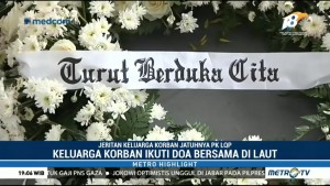 Jeritan Keluarga Korban Lion Air