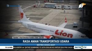 Jaminan Keamanan Transportasi Udara