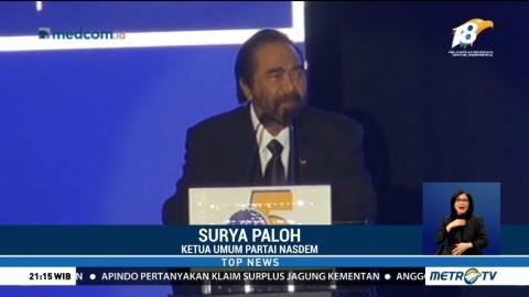 Surya Paloh Ajak Kader NasDem Berkontribusi untuk Kemajuan Bangsa