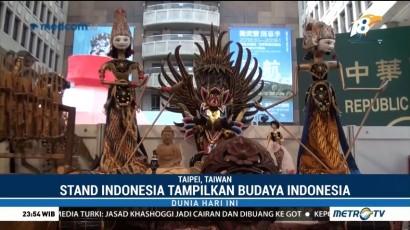 Promosi Wisata Indonesia di Hari Kebudayaan Asia Pasifik
