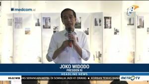 Jokowi Temui Pegiat Ekonomi Kreatif di Bandung