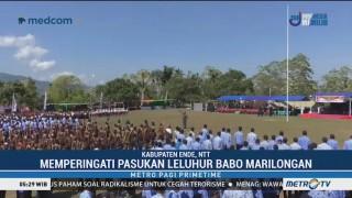 Kemeriahan Peringatan Hari Pahlawan di Kabupaten Ende