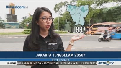Jakarta Tenggelam 2050?
