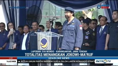 NasDem Gelar Pembekalan Caleg Jateng & Yogyakarta