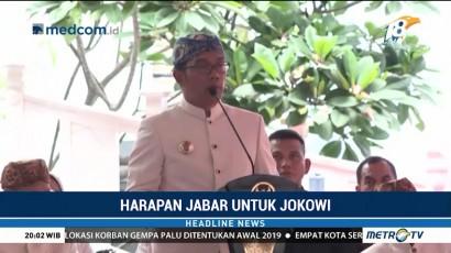 Ridwan Kamil Berharap Jokowi Bantu Pemekaran Daerah di Jabar