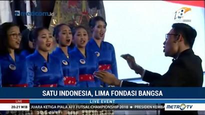 HUT ke-7 NasDem: Satu untuk Indonesia, Lima Fondasi Bangsa (2)