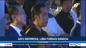HUT ke-7 NasDem: Satu untuk Indonesia, Lima Fondasi Bangsa (5)