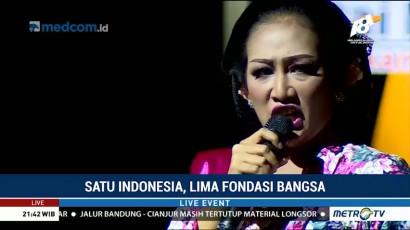 HUT ke-7 NasDem: Satu untuk Indonesia, Lima Fondasi Bangsa (7)