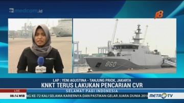 KNKT akan Kerahkan Alat Baru untuk Cari CVR Lion Air PK-LQP