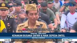Hari Pahlawan, Presiden Jokowi Tampil Ala Pejuang Kemerdekaan
