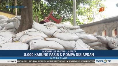Langkah Pemprov DKI Antisipasi Banjir