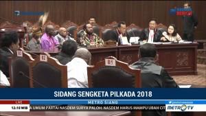 MK Kembali Gelar Sidang Sengketa Pilkada Deiyai