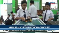 Robot Karya Siswa Madrasah Jadi Juara Dunia