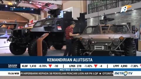 Indonesia Ekspor Mobil Tempur ke Brunei