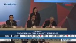 Peserta KTT ASEAN Jalin Kerja Sama Bidang E-Commerce