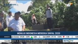 Program Indonesia Merdeka Sinyal 2020 Dikebut