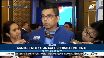 Tak Ada Prabowo di Acara Demokrat
