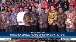 Jokowi Ajak Milenial Hijrah
