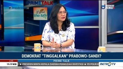 Demokrat Bantah Mundur Teratur dari Prabowo-Sandi