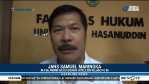 Dalam 10 Bulan, Kejagung Tangkap 181 Buronan Kasus Korupsi