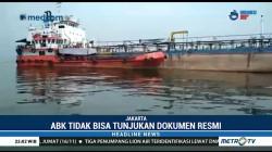 Bakamla Tangkap Dua Kapal Terduga Penyelundup BBM