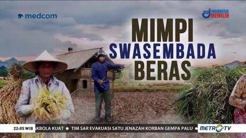 Mimpi Swasembada Beras (1)