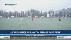 Mengembangkan Bakat Olahraga Anak