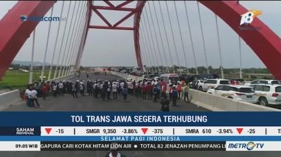 Trans Jawa Segera Terhubung