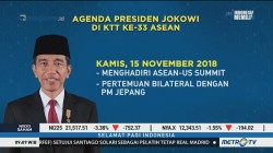 Jokowi Bertolak ke Singapura Siang Ini