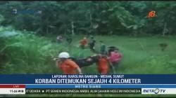 Lima Korban Longsor di Nias Belum Ditemukan
