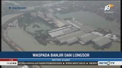Ketinggian Banjir di Kampung Andir Bandung Capai 1 Meter