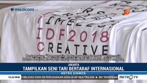 Indonesia Dance Festival 2018