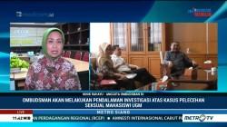 Ombudsman Investigasi Dugaan Maladministrasi Terkait Kasus Pelecehan Seksual di UGM
