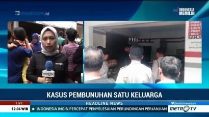 Satu Keluarga Jadi Korban Pembunuhan di Bekasi