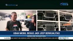 Ubah Mobil Bekas Jadi Jeep Berkualitas