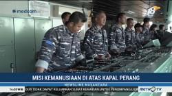 Misi Kemanusiaan di Atas Kapal Perang