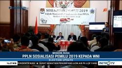 PPLN Sosialisasi Pemilu 2019 ke WNI di Rusia