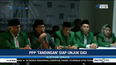 PPP Muktamar Jakarta akan Gelar Mukernas Pekan Ini