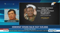 Demokrat: Eggy Sudjana Tidak Paham Pernyataan SBY