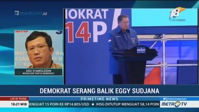 SBY Tidak Pernah Izinkan Kader Demokrat Pilih Jokowi