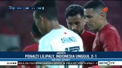 Timnas Garuda Menang 3-1 atas Timor Leste